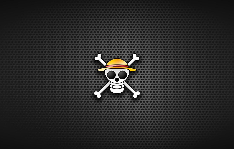 Wallpaper Sake One Piece Hat Captain Bones Luffy Akuma