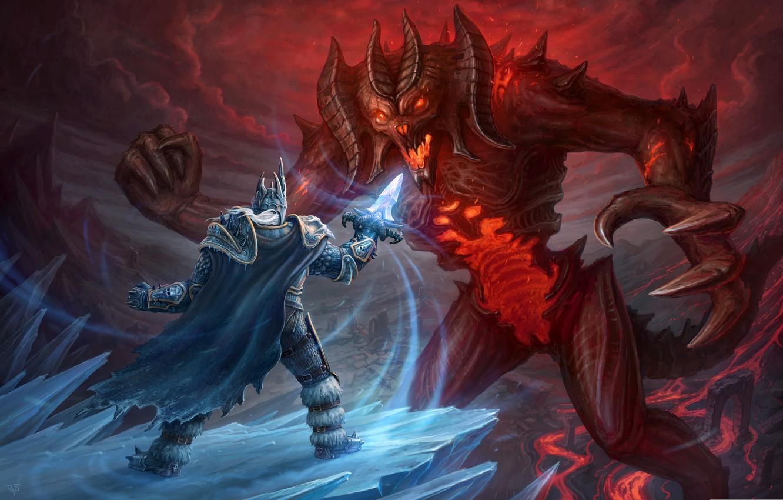 blizzard, diablo, warcraft, arthas