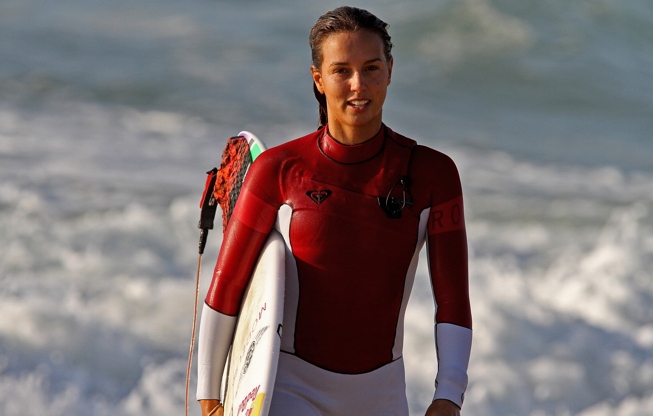Wallpaper Girl Board Surfer Sally Fitzgibbons Images For