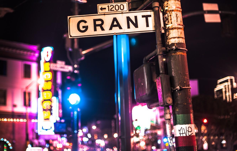 Photo wallpaper city, the city, CA, USA, USA, San Francisco, California, San_Francisco