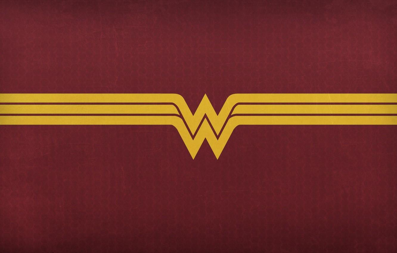 Photo wallpaper cinema, red, logo, Wonder Woman, yellow, movie, Prince, film, DC Comics, Diana, Gal Gadot, Justice …