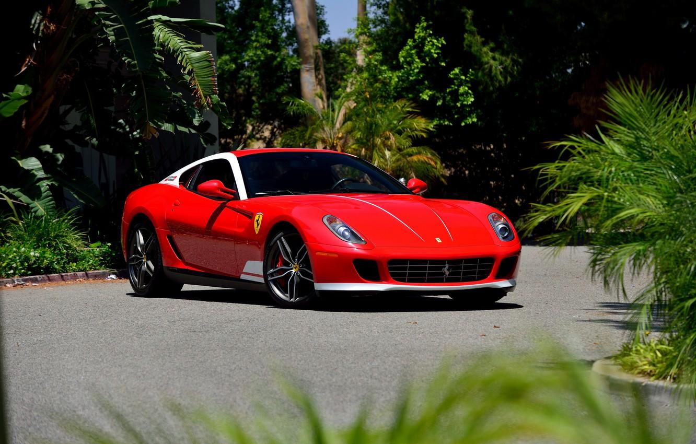 Photo wallpaper Ferrari, GTB, 599, 2011. Pininfarina. Ferrari