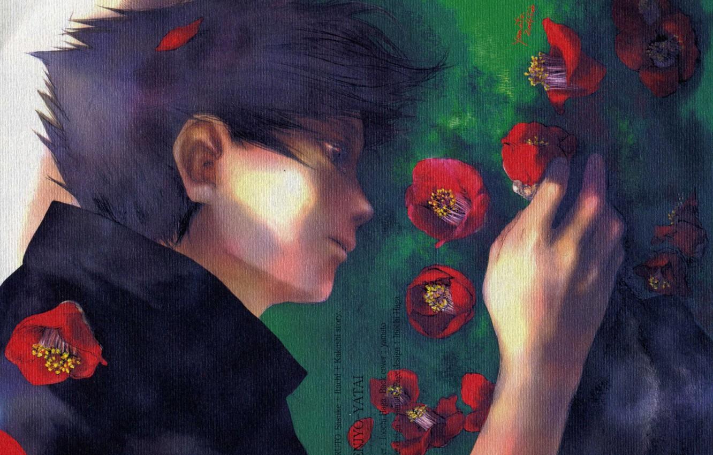 art yamato naruto sasuke