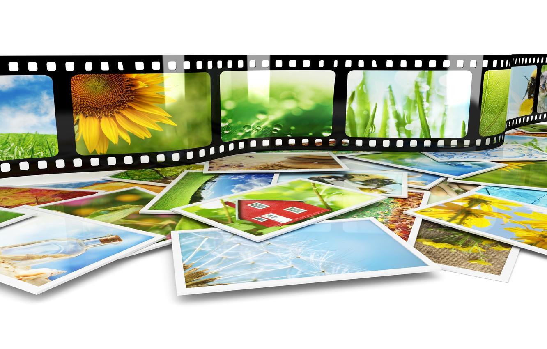Photo wallpaper macro, emotions, creative, mood, positive, gallery, photos, pictures, frames, hi-tech, bokeh, film, wallpaper., technology, good …