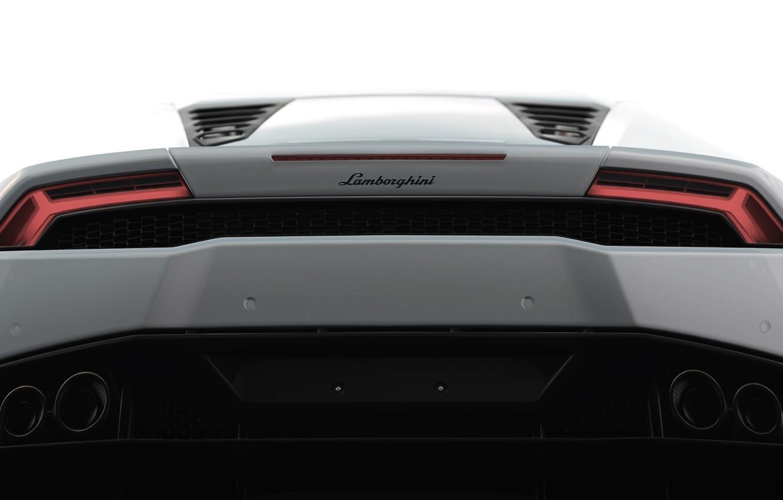 Photo wallpaper Lamborghini, Huracan, LP610