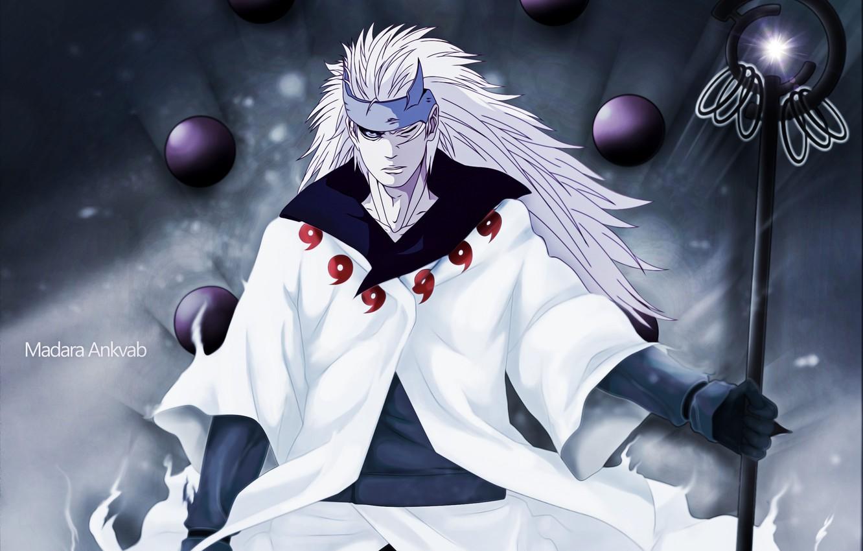 Photo wallpaper Naruto, Naruto, Akatsuki, Madara, naruto shippuden, Manga, Power Uchiha, Madara, The Uchiha clan, The Uchiha …