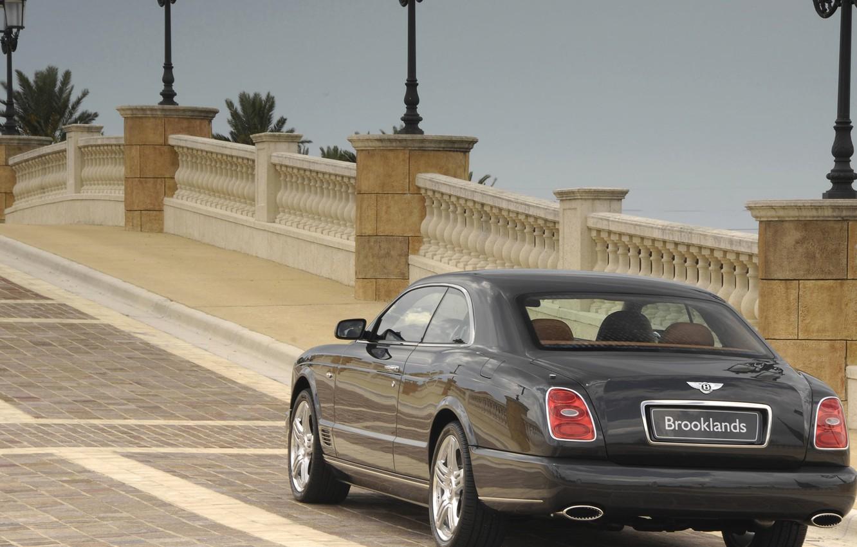 Photo wallpaper coupe, Bentley, Brooklands, premium