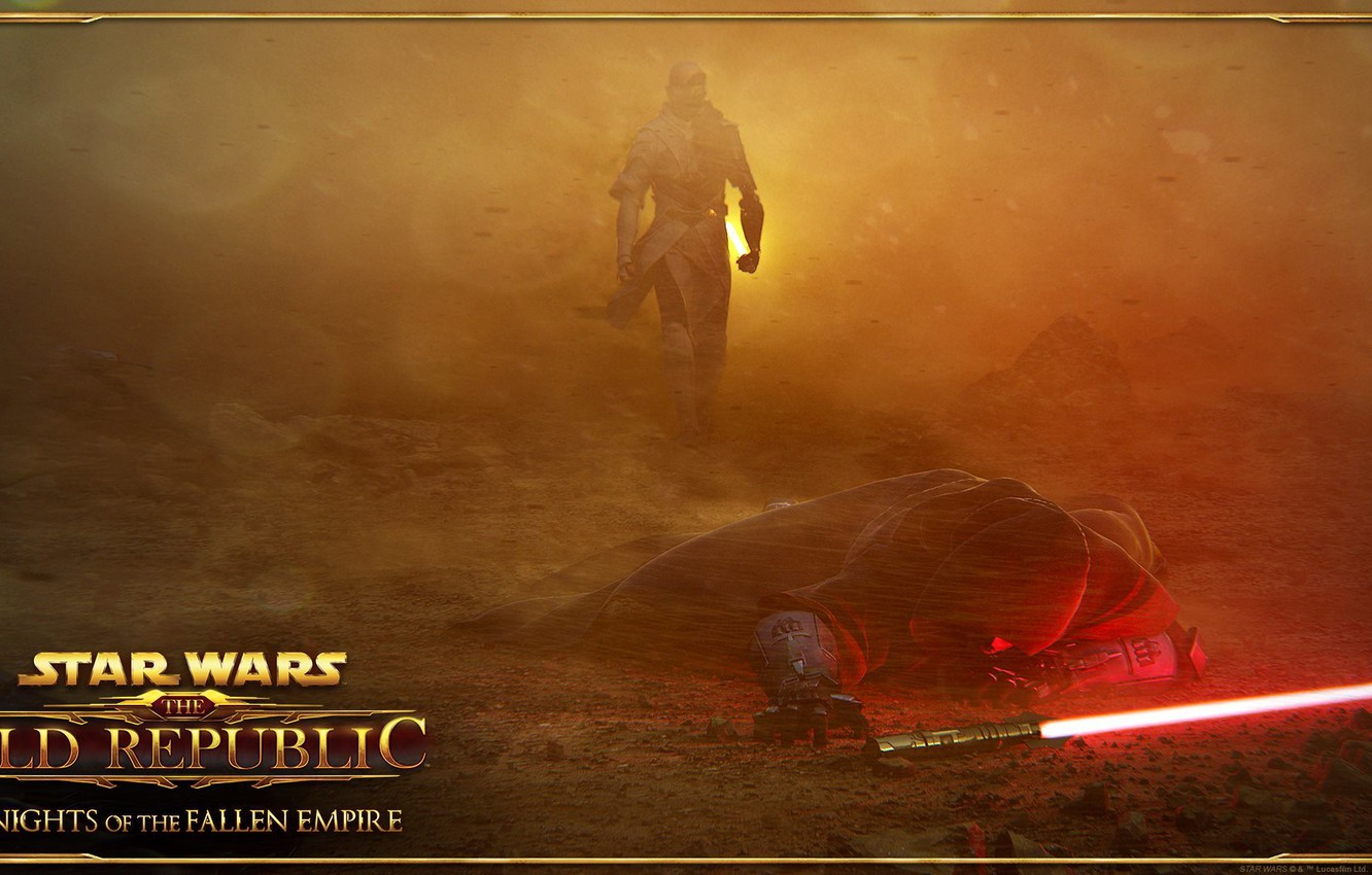 Wallpaper Star Wars Tor Valkorion Thexan Kotfe Swtor Arcann Knights Of The Fallen Empire Images For Desktop Section Igry Download