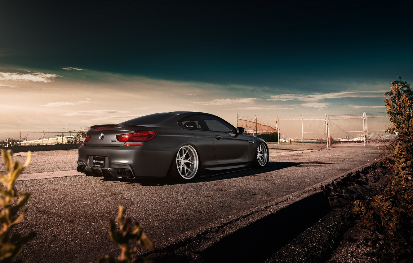 Photo wallpaper car, bmw, tuning, stance