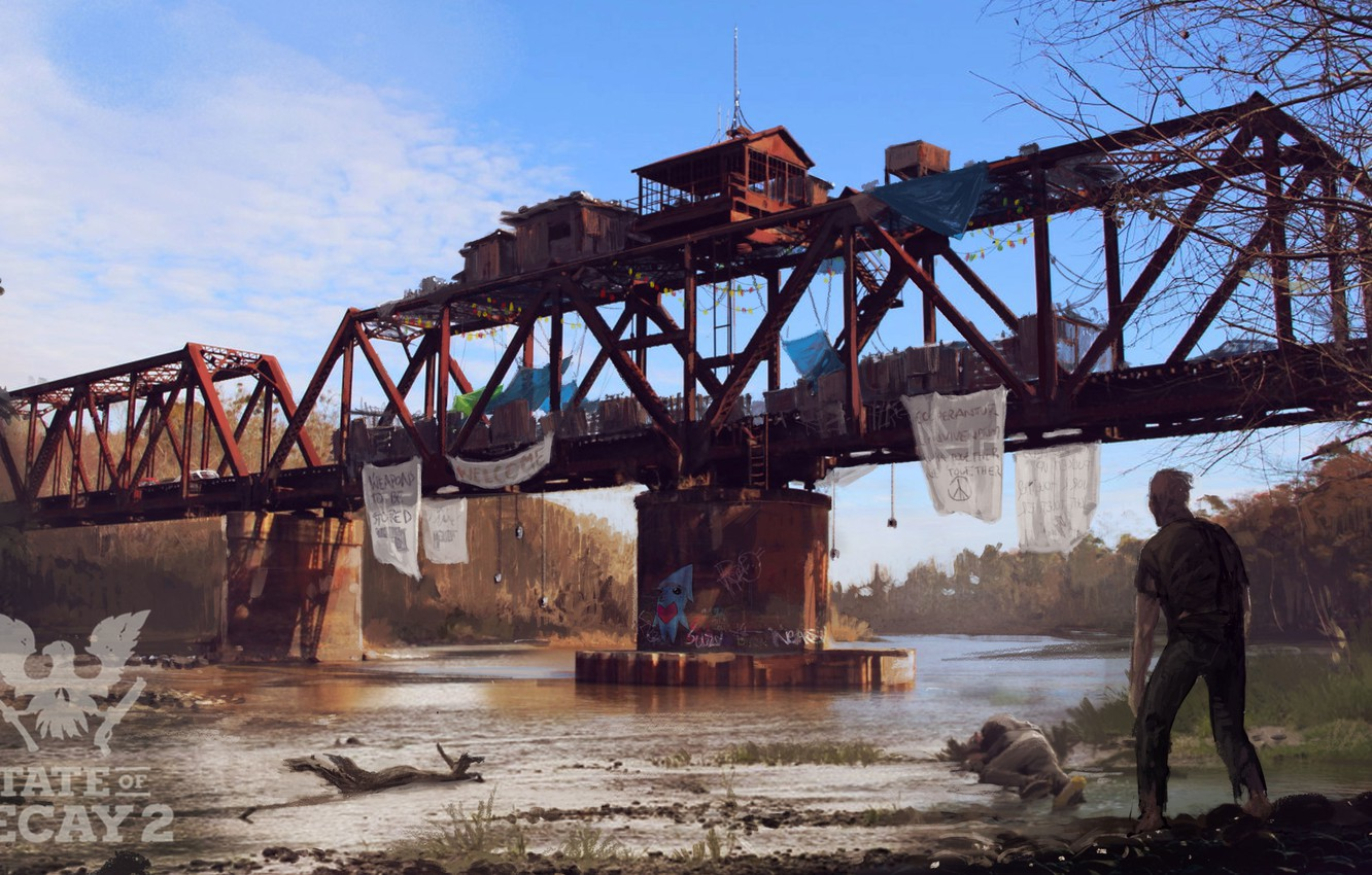 Wallpaper Microsoft Game Undead Labs State Of Decay 2 Images