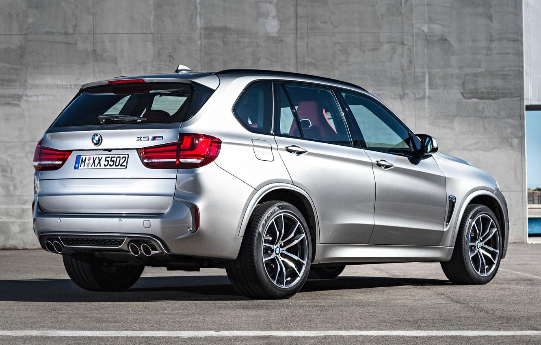 Photo wallpaper BMW, X5M, F15
