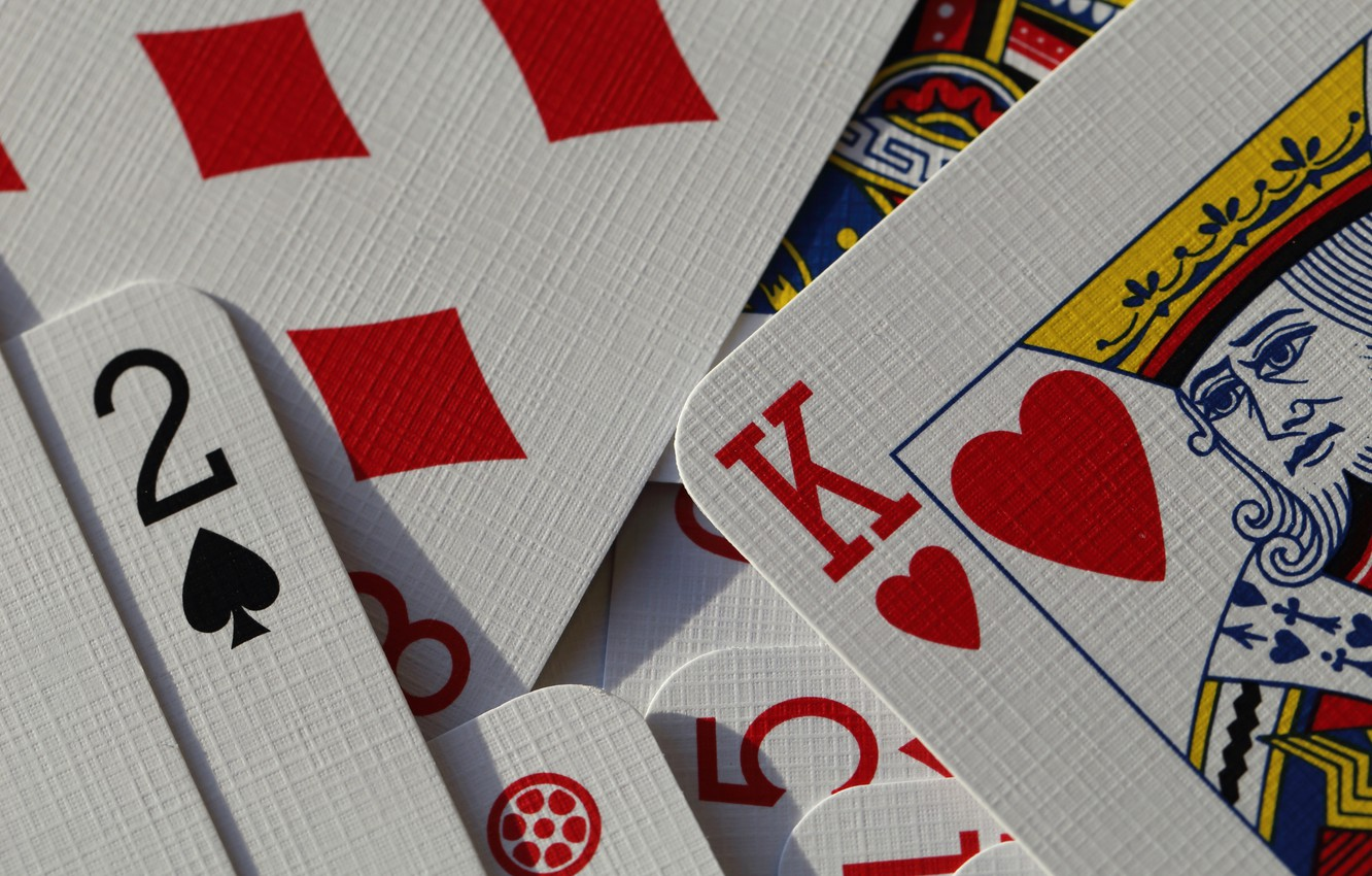Wallpaper Macro Deck Cards Playing Cards Images For