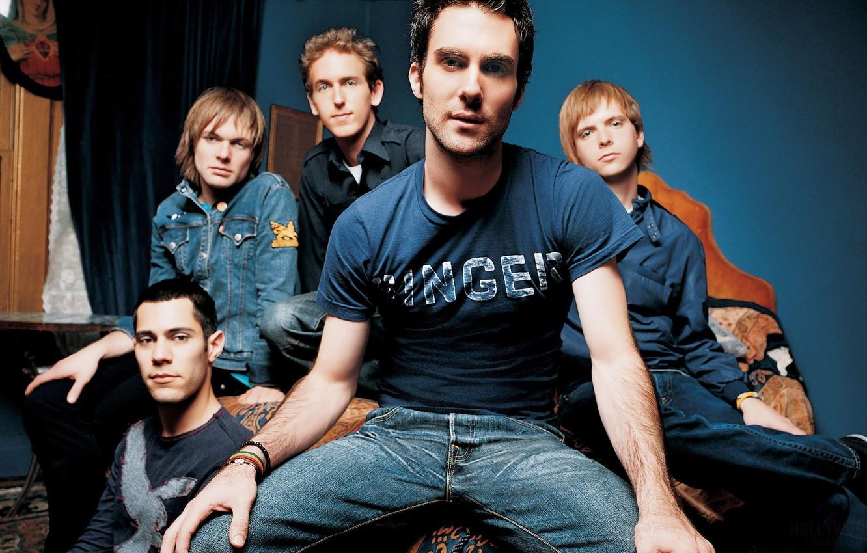 Photo wallpaper Adam, James, Mickey, Jesse, Flynn, James, Levin, Levine, Valentine, Adam, maroon 5, Carmichael, Matt, Valentine, …