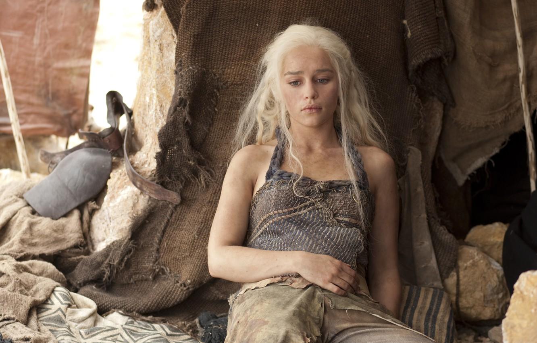 Wallpaper Actress Game Of Thrones Game Of Thrones Emilia Clarke