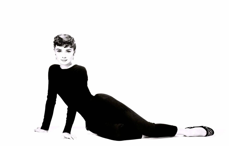 Photo wallpaper retro, Audrey Hepburn, Audrey Hepburn, style icon