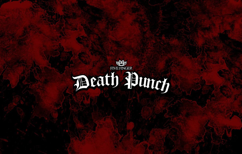 Wallpaper The Inscription Metal Metal Five Finger Death Punch
