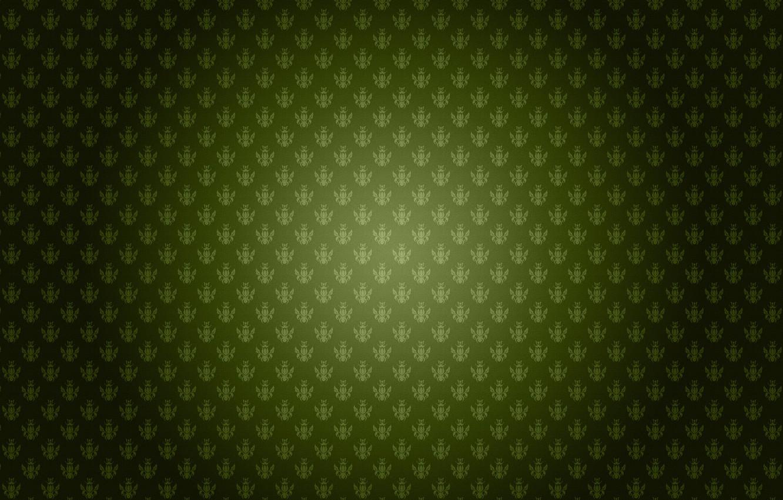 Photo wallpaper green, patterns, texture, green, texture walls