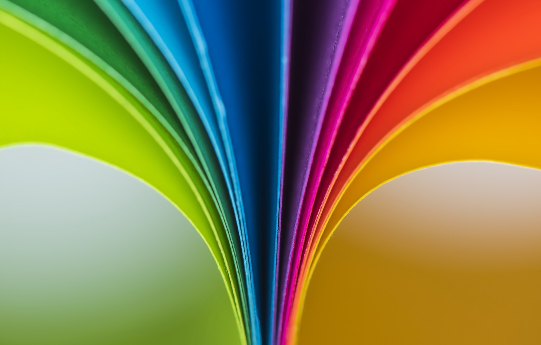 Photo wallpaper macro, paper, color
