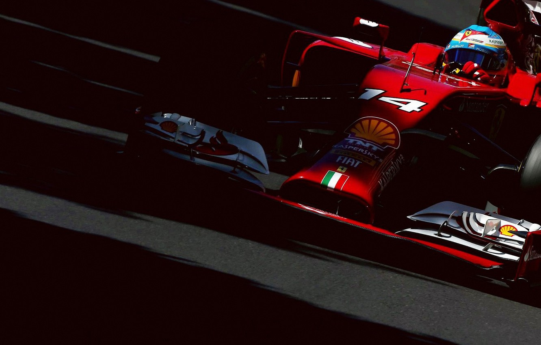 Wallpaper Ferrari Formula 1 Alonso Fernando Alonso F14t