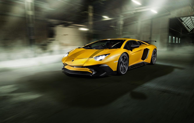 Photo wallpaper Lamborghini, Aventador, Lamborghini, aventador, Novitec Torado, LP 750-4