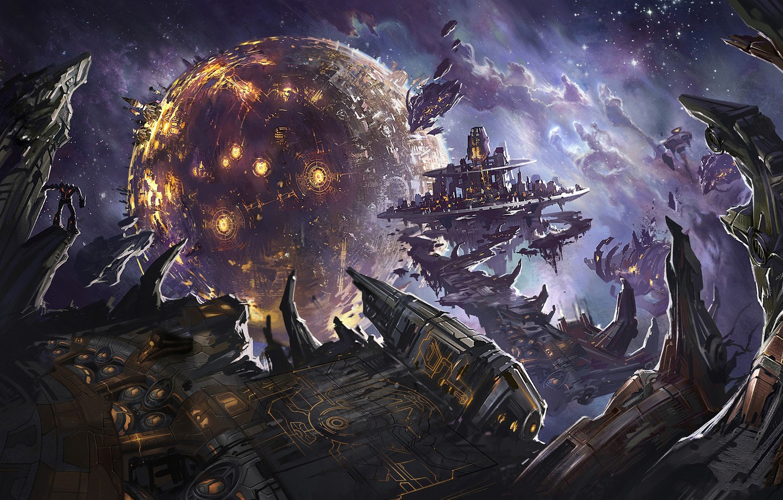 Wallpaper Planet Explosions Robots Transformers Battle War
