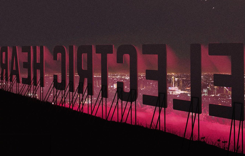 Photo wallpaper Music, Cover, Monstercat, Anevo, Electric Heart, EP