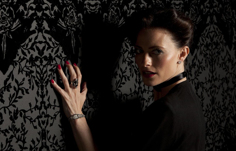 Photo wallpaper the series, serial, Sherlock, sherlock bbc, Lara pulve, lara