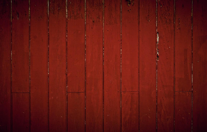 Photo wallpaper tree, Board, texture, nails