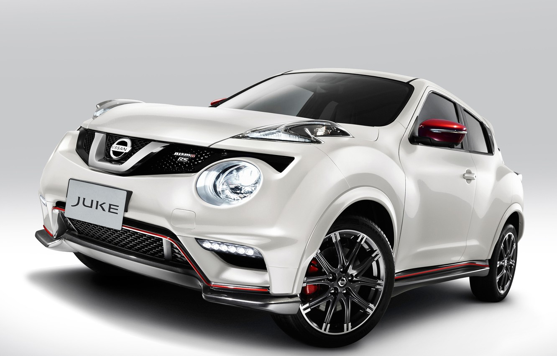 Photo wallpaper Nissan, Nissan, juke, Juke, Nismo, JP-spec, 2014, NISMO, YF15