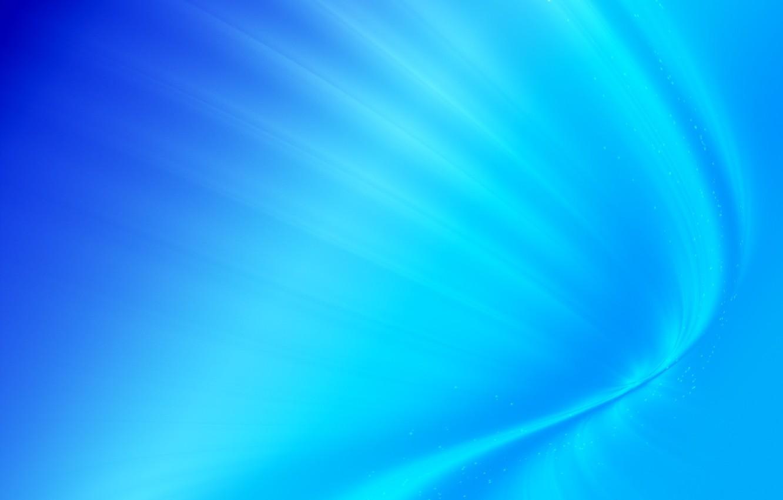 Photo wallpaper blue, minimalism, bending