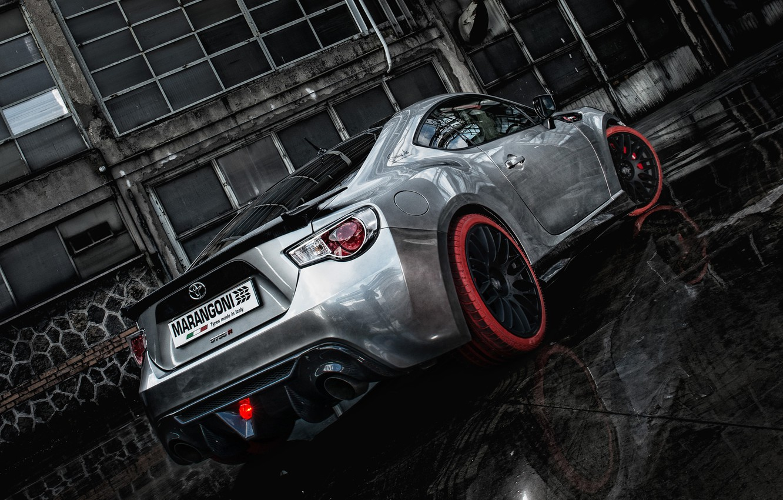 Photo wallpaper auto, tuning, Toyota, back, Marangoni, GT86-R, Eco Explorer