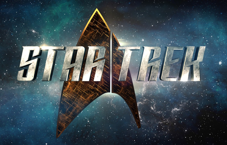 Wallpaper Cinema Space Logo Star Trek Movie Film 50th