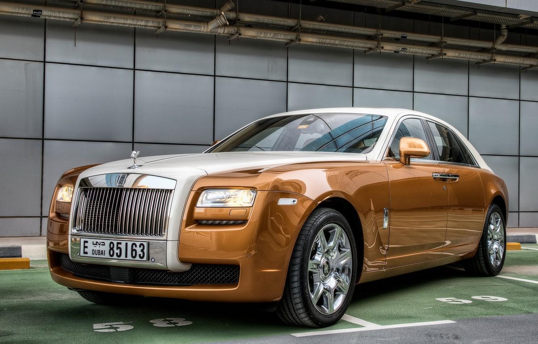 Photo wallpaper auto, Rolls-Royce, Ghost, luxury, rolls-Royce