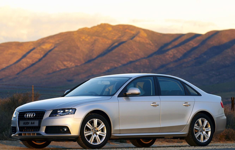 Photo wallpaper Audi, 2.0, sedan, tdi, za-spec