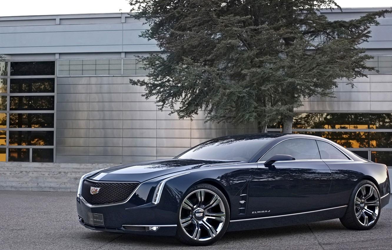 Photo wallpaper Cadillac, coupe, luxury, Elmira escb