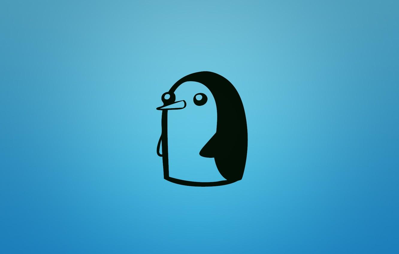 Wallpaper Penguin Adventure Time Adventure Time Gunter