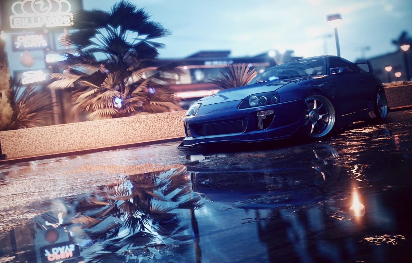 Wallpaper Nfs Game Need For Speed 2016 Underground 2 Images