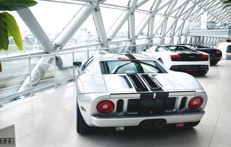 Photo wallpaper Roadster, Ford, 2006, Lamborghini, Ford, Gallardo, 2011, Lamborghini, 2004, Roadster, Gallardo, Murciélago, 560-4, Gallardo, 640, …