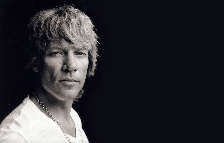 Photo wallpaper portrait, actor, musician, Jon Bon Jovi