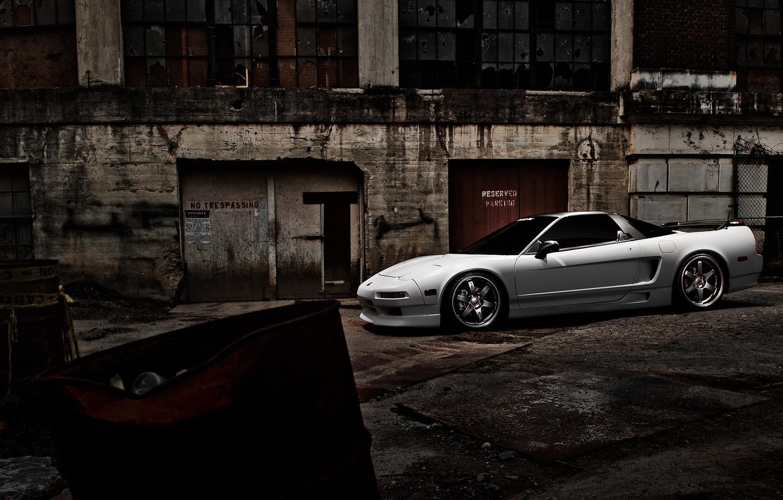 Photo wallpaper Auto, Honda, Honda, Car, NSX