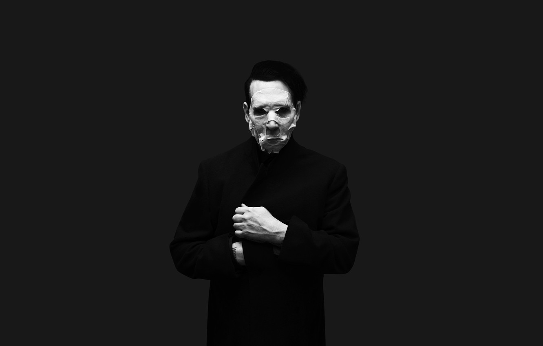 Photo wallpaper album, the contractor, Marilyn Manson, Alternative rock, 2015, The Pale Emperor