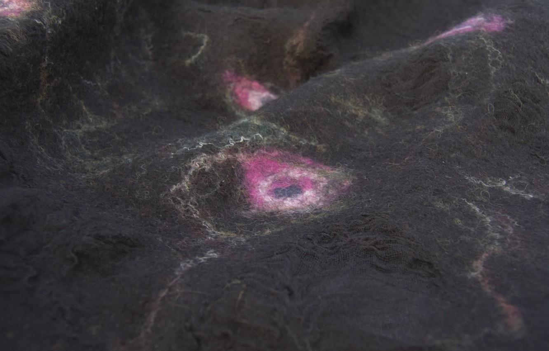 Photo wallpaper color, space, divorce, wool, villi, fabric, spot, textiles