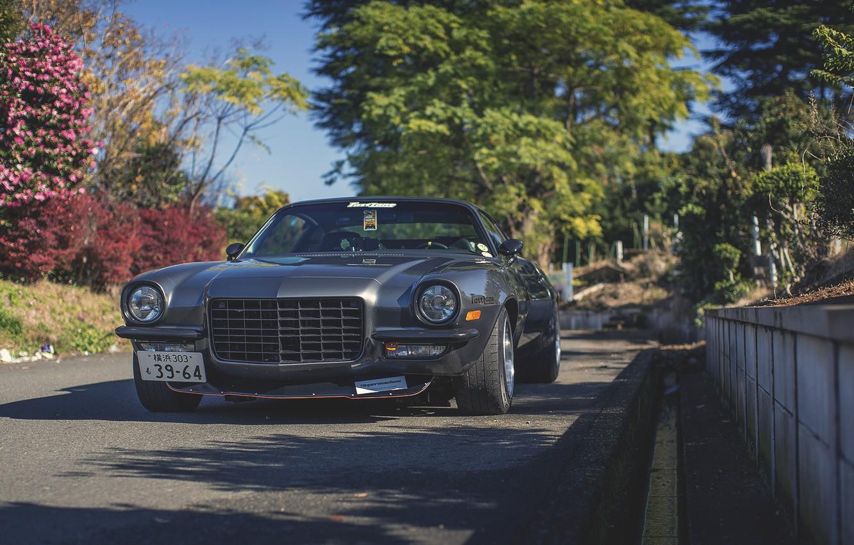 Photo wallpaper Chevrolet, camaro, chevrolet, Camaro, fastlan, fastlane