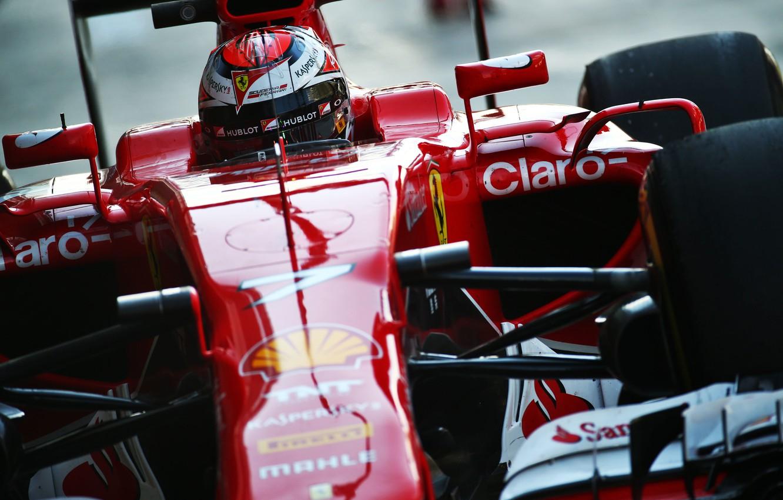 Wallpaper Helmet Ferrari Formula 1 Kimi Raikkonen Also Sf15t Images For Desktop Section Sport Download