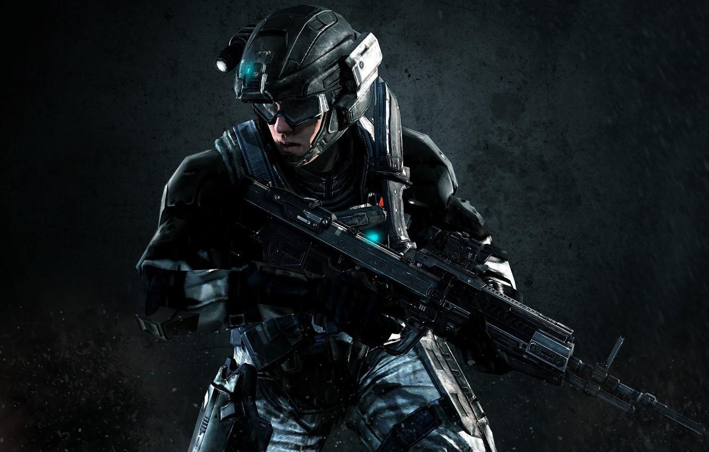 Wallpaper Battlefield Gun Halo Soldier Weapon War Dust Army