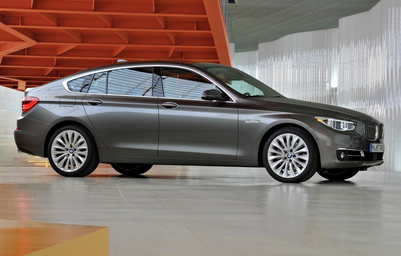 Photo wallpaper Wallpaper, BMW, car, wallpapers, xDrive, automobiles, Gran Turismo, 535i, Luxury Line