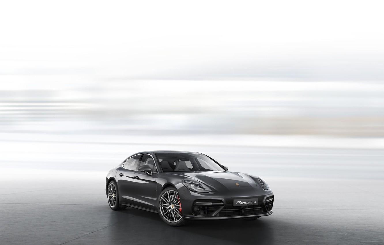 Photo wallpaper Porsche, Panamera, Porsche, Panamera