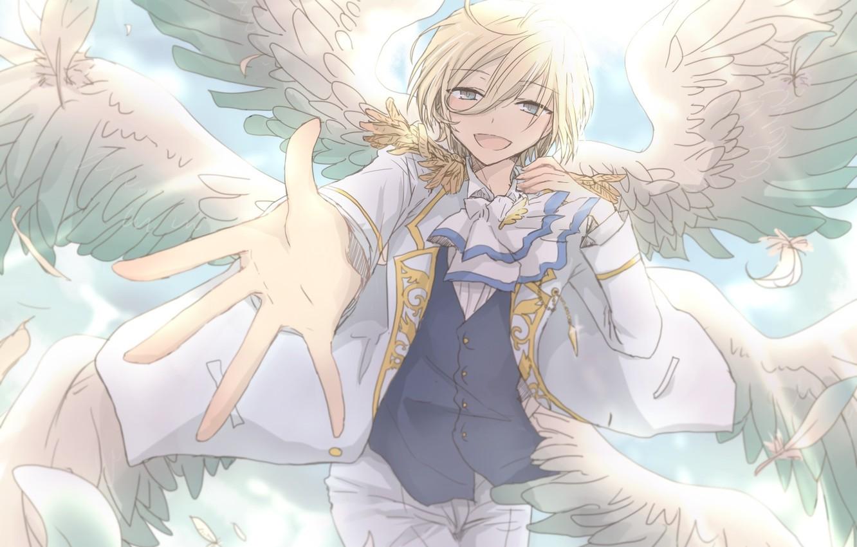 Anime Angel Guy