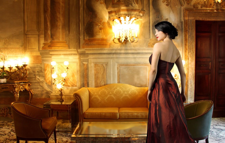 Photo wallpaper clothing, decoration, elegance, furniture