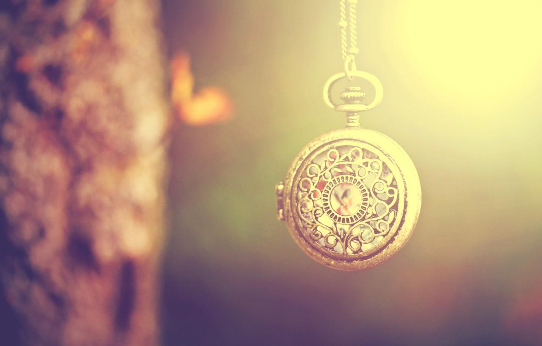 Photo wallpaper light, time, watch, different, hang